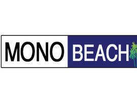 "#31 for design a logo for ""monobeach"" by aleruca2206"