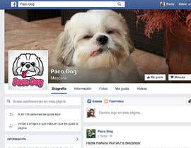 #26 для Design a Logo for Paco Dog, Crea un logo para Paco Dog від dgpaolacastaneda