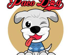 #39 for Design a Logo for Paco Dog, Crea un logo para Paco Dog by Bateriacrist