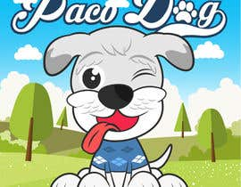 #42 for Design a Logo for Paco Dog, Crea un logo para Paco Dog by Bateriacrist
