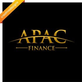 #23 for APAC Finance logo design by creativodezigns