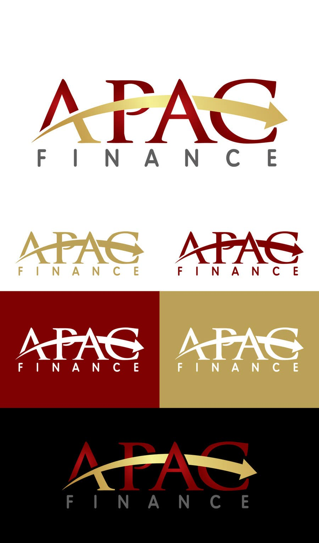 #45 for APAC Finance logo design by SergiuDorin