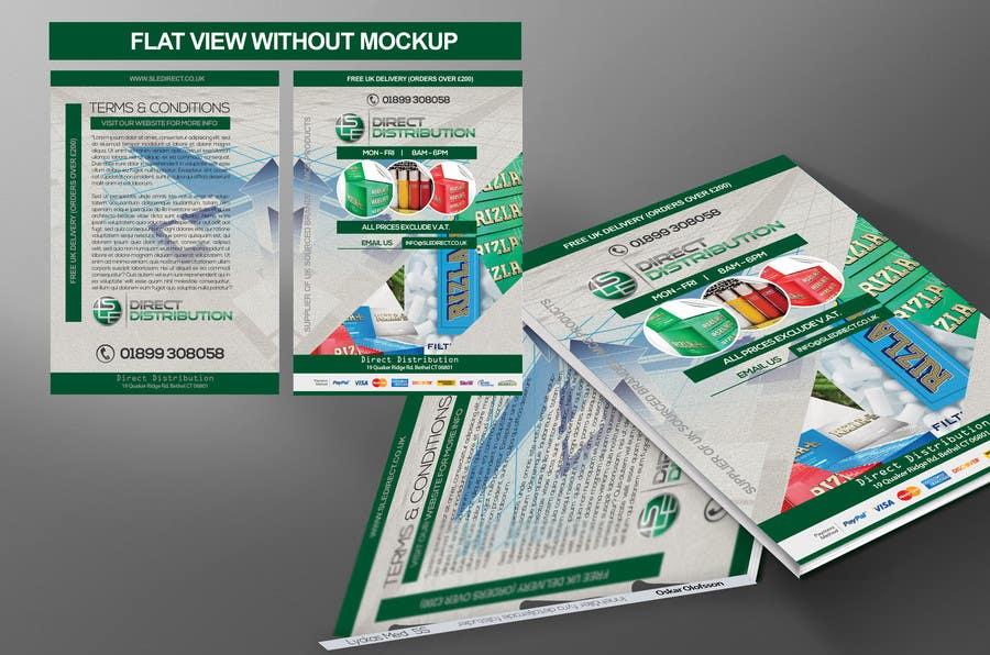 Proposition n°9 du concours Design a Flyer for Direct B2B Sales