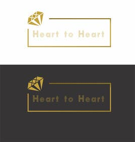 #16 for Logo Design for Heart to Heart Diamonds by olja85