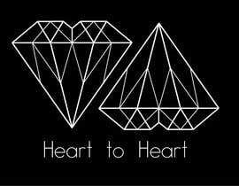 #3 for Logo Design for Heart to Heart Diamonds by jessaros