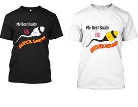 Nro 33 kilpailuun Tshirt Design 2 käyttäjältä jojohf