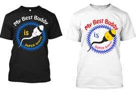 Nro 34 kilpailuun Tshirt Design 2 käyttäjältä jojohf