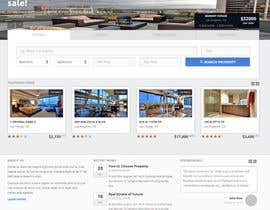 nº 14 pour Build a Website for www.Commercialmls.net real estate website par flashraj