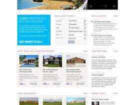 nº 17 pour Build a Website for www.Commercialmls.net real estate website par JimFernando