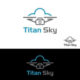 #160 for Design a Logo for Titan Sky by hunnychohan1995