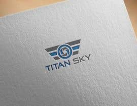 #174 for Design a Logo for Titan Sky by royalorion23