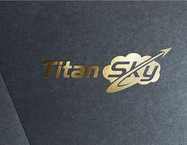 #147 for Design a Logo for Titan Sky by zistudio