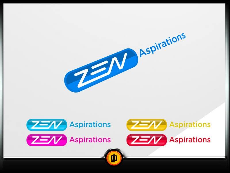 #46 for Design a Logo for Zen Aspiration by PARTHGONDALIYA