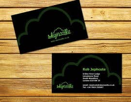 #28 para Design Business Cards por anjanadutt