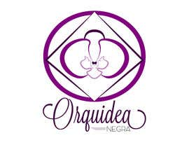 #74 for Logo for Orquídea Negra by eswinslet