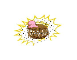 #30 for Cookie iceacream sandwich logo designed. In pop art/ comic theme by draganajovic