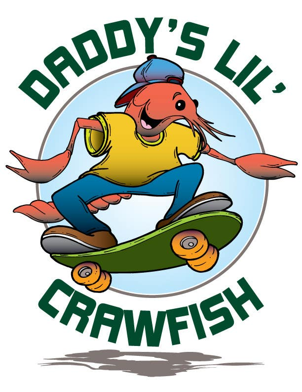 Contest Entry #22 for Crawfish Character / Logo