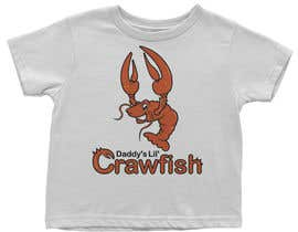 #8 for Crawfish Character / Logo by igorsventek