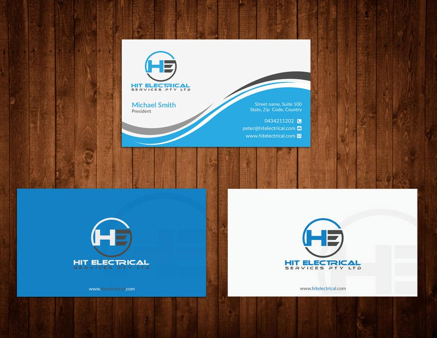 Contest entry 96 for design some business cards stickers magnet