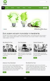 #4 cho Design a Website Mockup for The VOICE Centre - Australian Call Centre bởi zicmedia