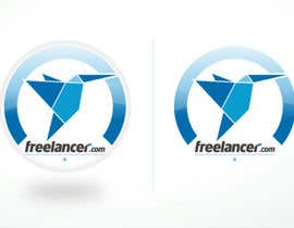 #55 for Badge Design for Freelancer.com by animatrd