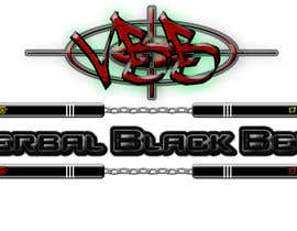 #16 para Design a Logo for Verbal Black Belt por Ghomez