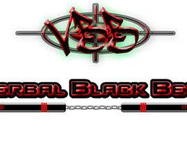 #20 for Design a Logo for Verbal Black Belt af Ghomez