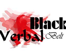 #3 para Design a Logo for Verbal Black Belt por PICIUV