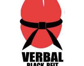 #23 for Design a Logo for Verbal Black Belt by Bodrey