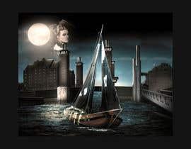 #4 for Ship needs a cool refreshment, tuning, optic, visual effekt , 3D effekt by rckfreelancer