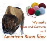 Contest Entry #26 for Banner Ad Design for The Buffalo Wool Co.