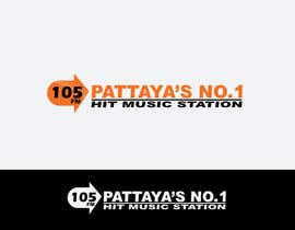 nº 66 pour Design a Logo for Pattaya 105FM par rodhi