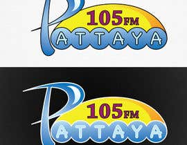 #37 cho Design a Logo for Pattaya 105FM bởi Cristobal33