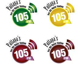 #56 cho Design a Logo for Pattaya 105FM bởi igraphicdesigner