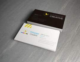 nº 22 pour WEBPAGECREATIVE-BUSINESS!!!CARDS par developingtech