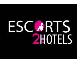 #35 cho Design et Logo for escorts2hotels.com bởi manuel0827