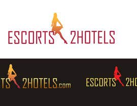 #25 for Design et Logo for escorts2hotels.com by Gdesign2u