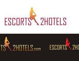 Gdesign2u tarafından Design et Logo for escorts2hotels.com için no 25