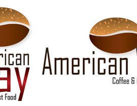 #58 para Develop a Corporate Identity for Fast food - coffe bar por danveronica93