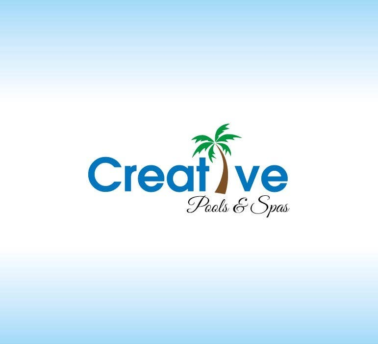 Contest Entry #51 for Design a Modern Logo for Creative Pools and Spas