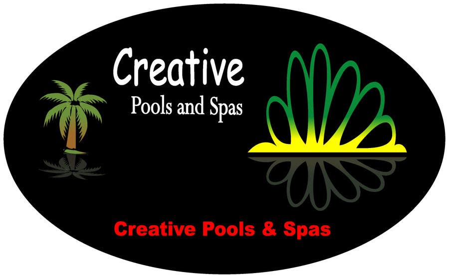 Contest Entry #126 for Design a Modern Logo for Creative Pools and Spas