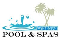 Contest Entry #70 for Design a Modern Logo for Creative Pools and Spas