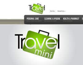 rivera919 tarafından Graphic Design for Logo for Travel Mini için no 101