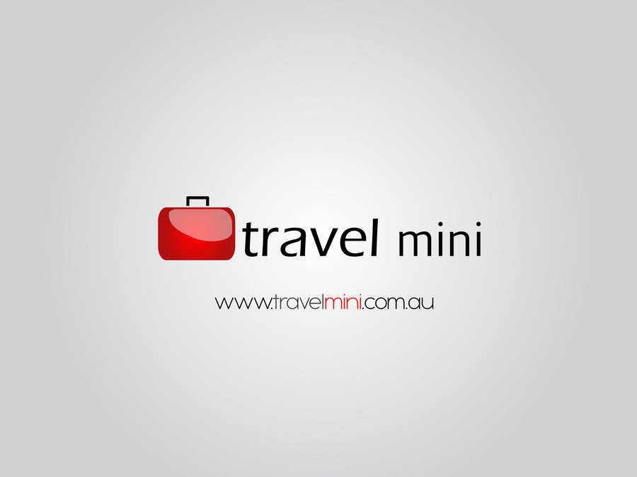 Contest Entry #                                        108                                      for                                         Graphic Design for Logo for Travel Mini