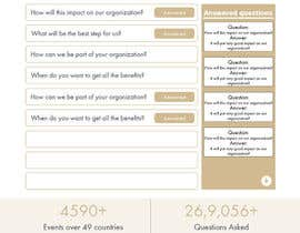 #8 for Design a web applicatoin (PSD) for interactive Q&A sessions -  askvote.io by SamiraSarwar