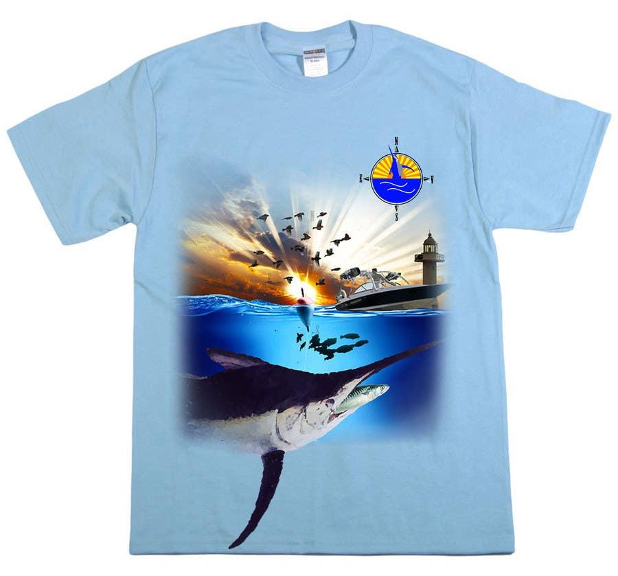 Kilpailutyö #12 kilpailussa Southern Cross T Shirt Design Contest - repost