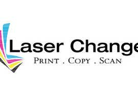 nº 241 pour Design a Logo for Laser Change par Toy20