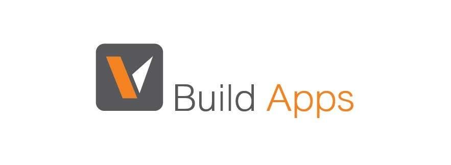 Kilpailutyö #43 kilpailussa Design a Logo for vbuildapps - vbuildapps.com