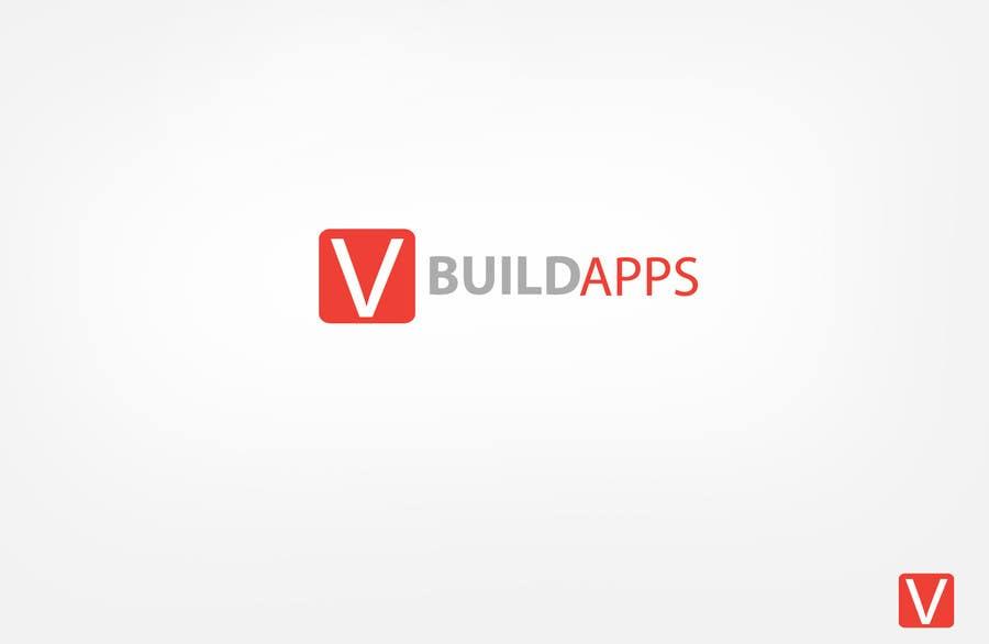 Kilpailutyö #77 kilpailussa Design a Logo for vbuildapps - vbuildapps.com