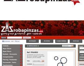 nº 35 pour Re-diseño de logotipo e imagen de cabecera nuestra tienda online par thenomobs